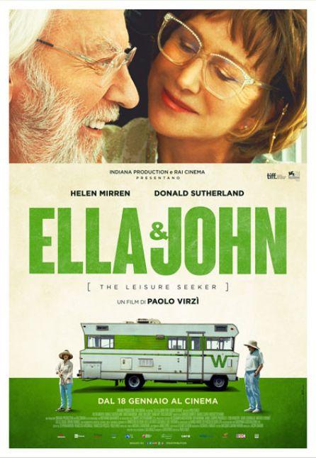ELLA  eEe  JOHN - THE LEISURE SEEKER